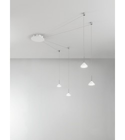 SOSPENSIONE LED ISABELLA - 3410-49-102