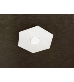 PLAFONIERA/APPLIQUE HEXAGON - 1142/1L